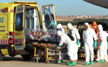 Ebola: de nouveaux foyers apparus dans l'ouest du Liberia