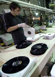 Les ventes de vinyle aux Etats-Unis explosent
