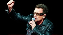 Le chanteur Bono privé de guitare