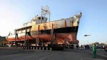 L'Equipe Cousteau condamnée à déménager la Calypso de son hangar breton