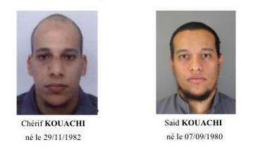"""""""Charlie Hebdo"""" : le plus jeune des trois hommes recherchés s'est rendu à la police"""
