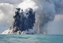Un volcan tongien perturbe le trafic aérien régional