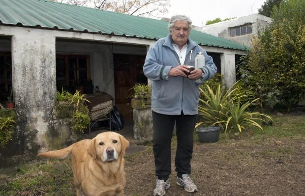 """Mujica, le président """"le plus pauvre au monde"""""""