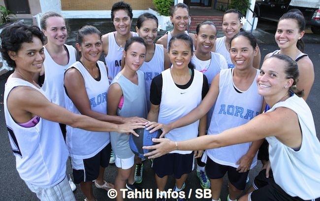 Basket – Coupe de France : un match à domicile pour l'équipe féminine d'Aorai.