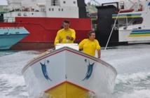 Sécurité et surveillance en mer : Maina Sage interroge le gouvernement français