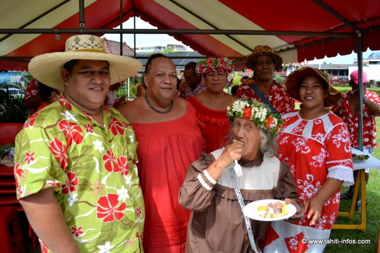 Certains des quelques 50 artisans présents au festival