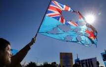Les Fidjis veulent bannir l'Union Jack de leur drapeau
