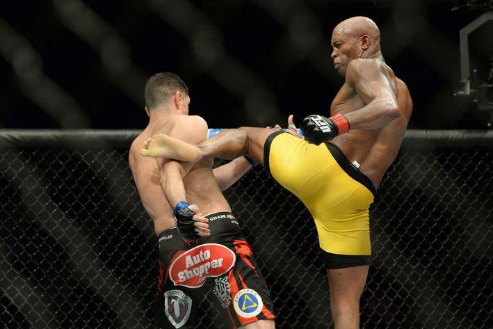 MMA – UFC 183 : Anderson Silva et Nick Diaz positifs au contrôle anti dopage.