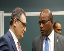 Entretiens russo-fidjiens à Suva
