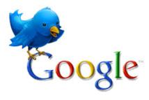 Twitter confirme un accord avec Google