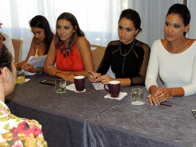 Casting Miss Tahiti : Qui succèdera à Hinarere Taputu ?