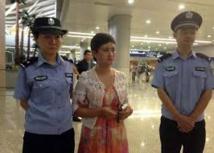 Chen Yi, ancienne directrice générale de la Shanghai Fanxin Insurance Agency, avait été arrêtée en août 2013 dans le petit Etat du Pacifique sud grâce à l'aide d'Interpol.