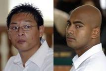 Indonésie: feu vert pour l'exécution de deux Australiens condamnés à mort