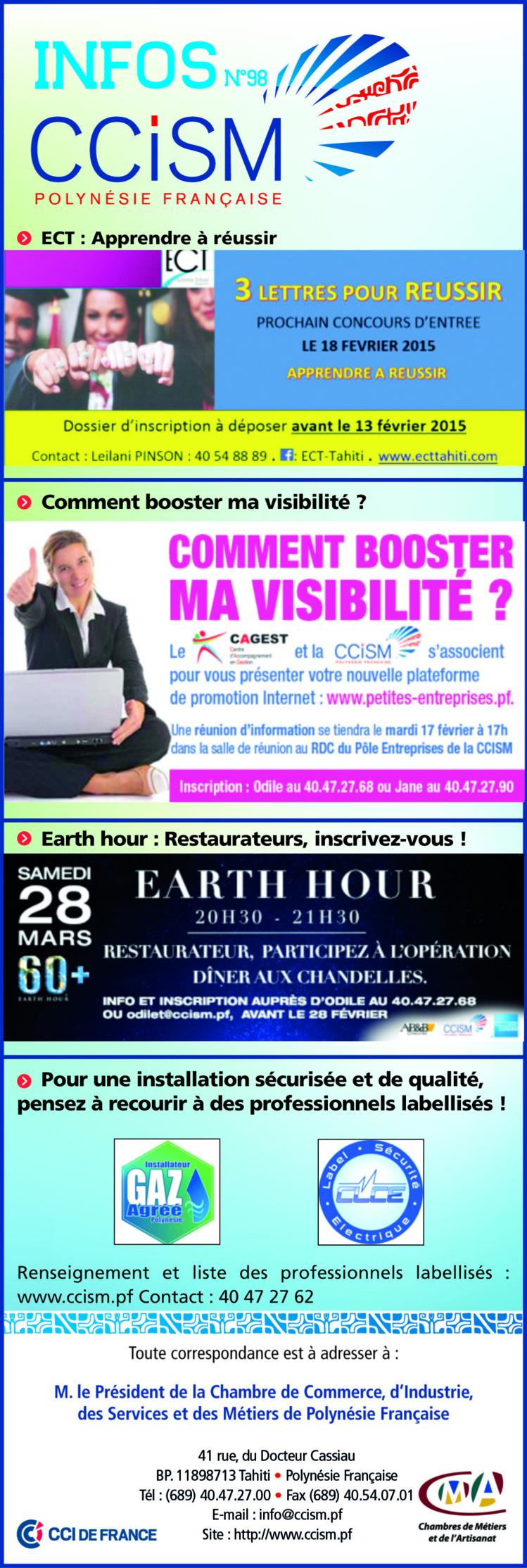 Infos CCISM N°98