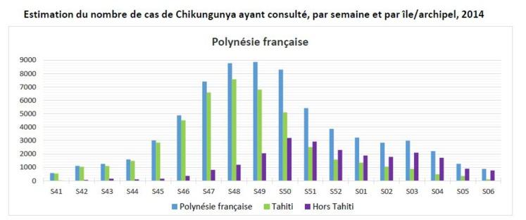 Moins de 800 nouveaux cas de chikungunya en une semaine : l'épidémie en très net recul