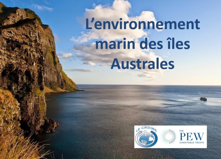 La présentation de nos connaissances scientifiques sur les Australes a lieu demain mercredi 18 février au CESC