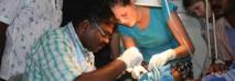 Wellington vient compléter l'aide médicale de La Havane en Océanie