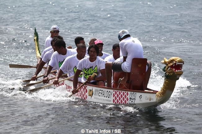 Le Dragon Boat, une embarcation sans balancier