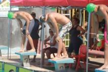 Natation : 1er plot du Natathlon, Championnat Masters et Meeting Polynésienne des eaux