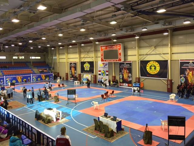Taekwondo – Open d'Alexandrie : encore une médaille de bronze pour Anne Caroline Graffe