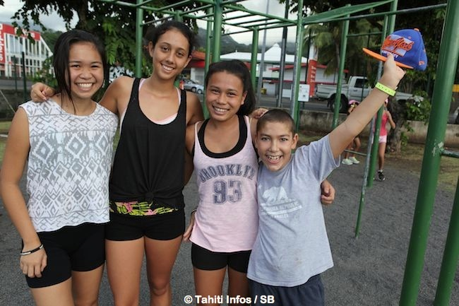 Fitness – Tahiti Fitness Challenge 2015 : Grosse affluence.