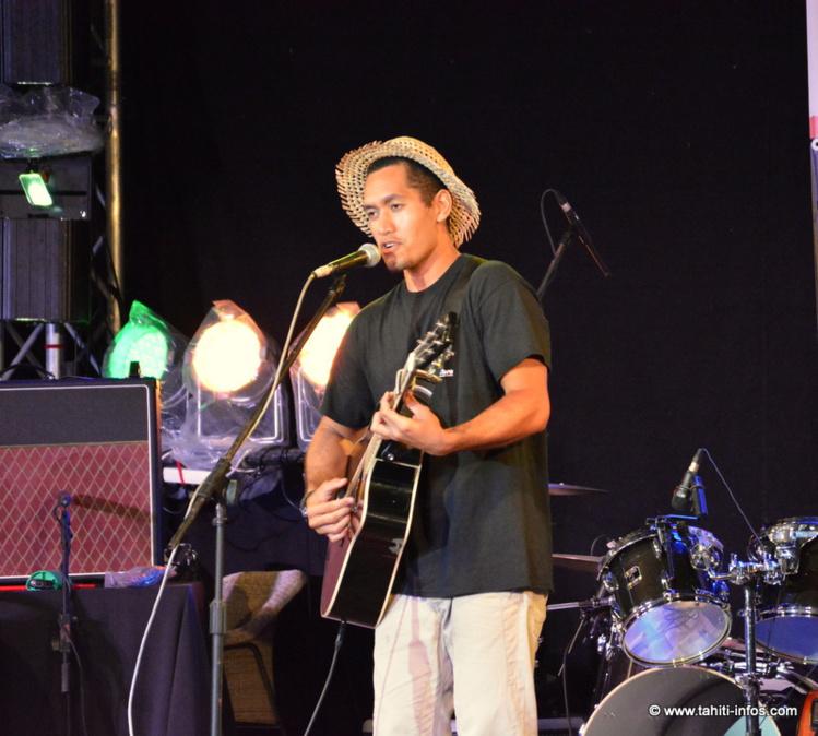Eto a remporté la 8ème édition du Tahiti Festival Guitare