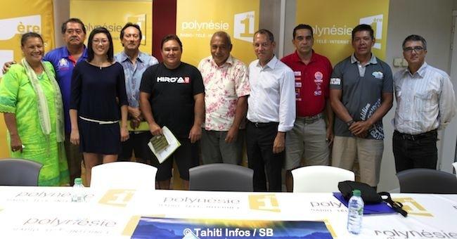 Va'a V6 – Marathon Polynésie 1ère : La 25ème édition se diversifie.
