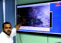 L'inquiétant cyclone « Pam » se forme entre Fidji et Vanuatu