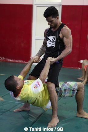 MMA – Raihere Dudes : Sur le départ pour deux combats au sommet.