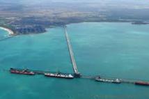 Grande barrière de corail: pas de déversement de déchets de dragage à Abbot Point
