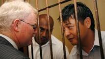L'Indonésie rejette l'offre de l'Australie de payer la détention de condamnés à mort