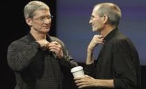 Tim Cook a offert un bout de son foie pour tenter de sauver Steve Jobs