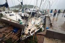 """Cyclone au Vanuatu: une situation """"apocalyptique"""", un """"gros travail de reconstruction"""""""