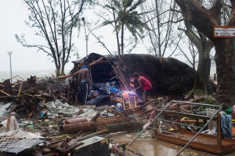 AFP PHOTO / UNICEF PACIFIC