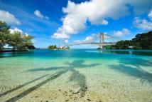 Les îles Palaos, confettis d'Océanie au tourisme galopant