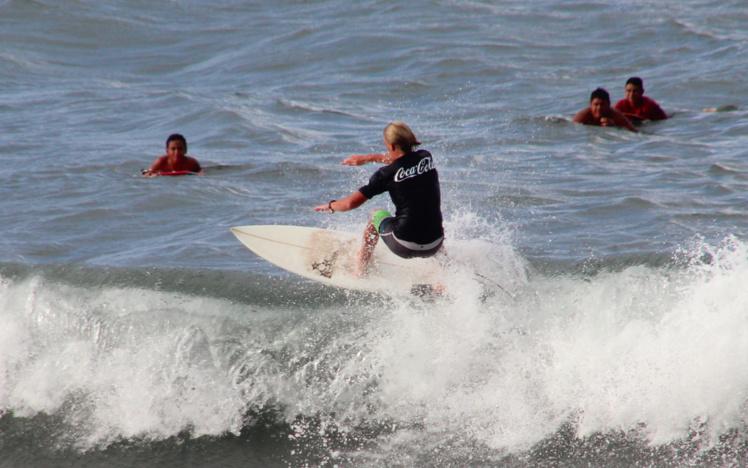 Surf : quatrième édition de la Papara Pro Surf Festival 2015
