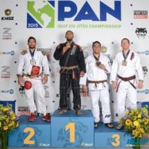 Ju JuitSu  « Pan-america 2015″ : Dany Gérard et Taihia Maitere, sur le podium