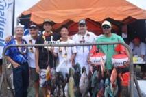 Pêche sous marine : Coupe Nuuroa et dernière manche du championnat de Polynésie 2014