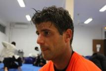 Jonanthan Biarez prêt à donner le maximum lors des Oceania