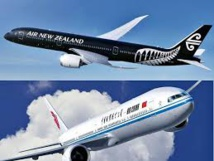 Air New Zealand et Air China dévoilent un projet d'alliance