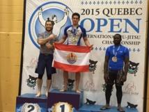 Josua Teissier se hisse à la première place dans sa catégorie
