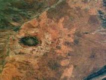 Découverte en Australie d'un impact d'astéroïde de taille sans précédent