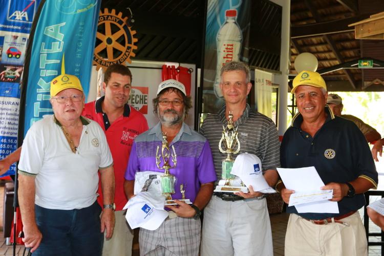 Golf: Tournoi du Rotary, 86 joueurs sur le green pour la bonne cause