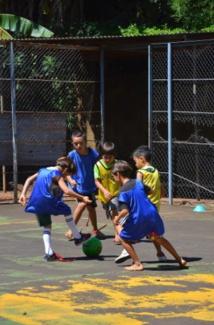 Commune de Faa'a : Tournoi de futsal inter-écoles des CE1
