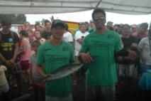premier titre de champion pour Teiva et Tamahere du club Marara