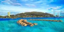 Le projet Tahiti Mahana Beach vu par le Group 70 international