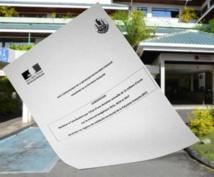 Assemblée de Polynésie : l'équilibre du régime de solidarité polynésien enjeu de la guerre orange