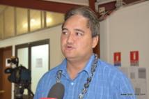 Le représentant souverainiste Richard Tuheiava