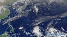 Le typhon Maysak se dégonfle en touchant les Philippines