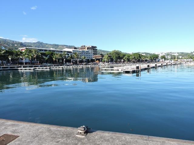 Papeete : la marina sera inaugurée le 23 avril